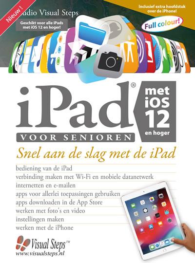 iPad voor senioren met iOS 12 en hoger