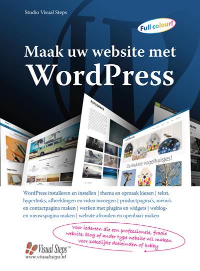 Maak uw website met WordPress