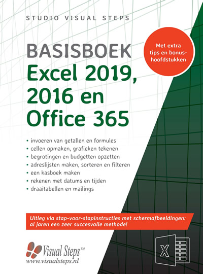 Basisboek Excel 2019, 2016 en Office 365