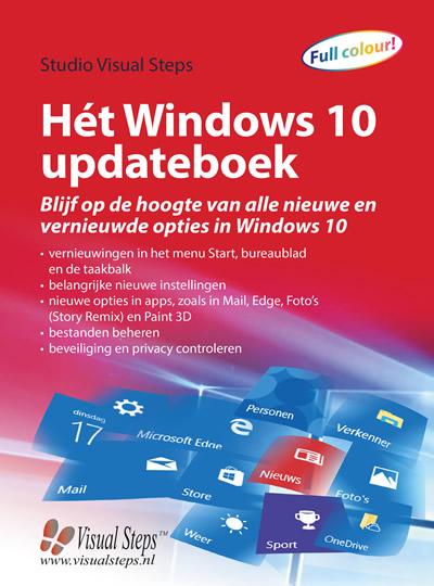 Het Windows 10 updateboek