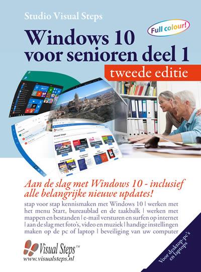 Windows 10 voor senioren deel 1 - tweede editie
