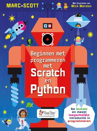 Beginnen met programmeren met Scratch en Python