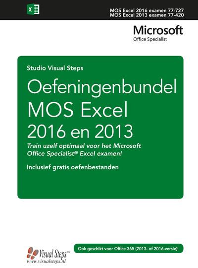 Oefeningenbundel MOS Excel 2016 en 2013