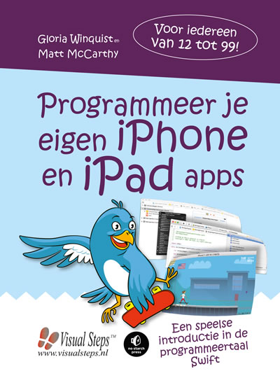 Programmeer je eigen iPhone en iPad apps - Leer programmeren met Swift!