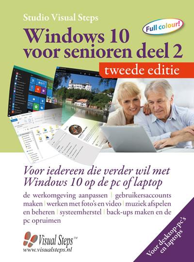 Windows 10 voor senioren deel 2 - tweede editie