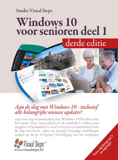 Windows 10 voor senioren deel 1 - derde editie