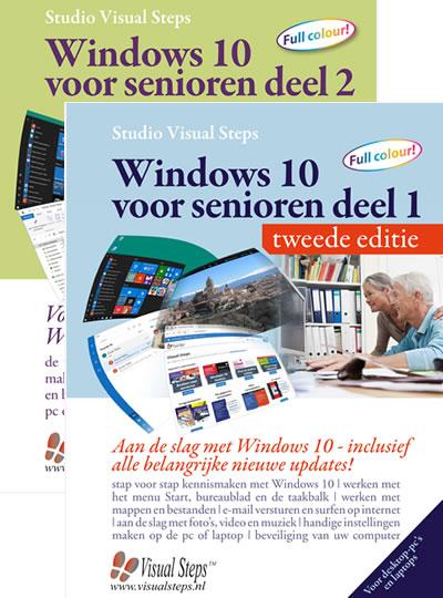 De nieuwe edities Windows 10 voor senioren zijn uit!