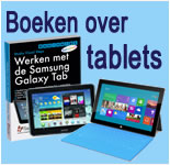 De Visual Steps-boeken over tablets