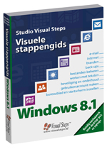 Visuele stappengids Windows 8.1