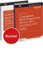 Cursusboek MOS PowerPoint 2016 en 2013 + extra oefeningen