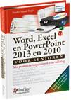 Word, Excel en PowerPoint 2013 en 2010 voor senioren (ook geschikt voor versie 2016)