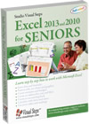Excel 2013 and 2010 for SENIORS (also suitable for Excel 2016)