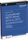Cursusboek MOS Word 2016 en 2013