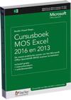 Cursusboek MOS Excel 2016 en 2013