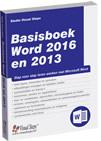 Lees verder over Basisboek Word 2016 en 2013