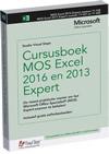 Cursusboek MOS Excel 2016 en 2013 Expert