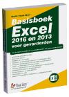 Lees verder over Basisboek Excel 2016 en 2013 voor gevorderden