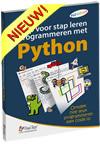 Stap voor stap leren programmeren met Python
