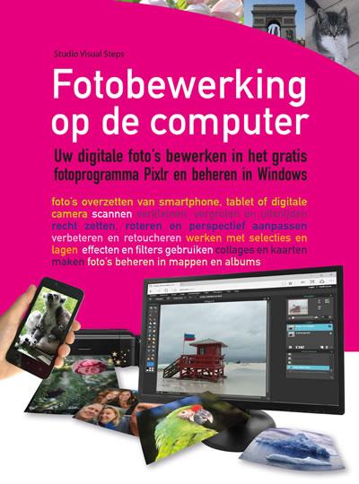 Fotobewerking op de computer
