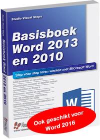 Basisboek Word 2013 en 2010