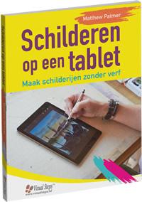 Schilderen op een tablet