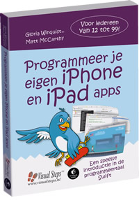 Programmeer je eigen iPhone en iPad apps