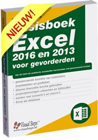 Basisboek Excel 2016 en 2013 voor gevorderden