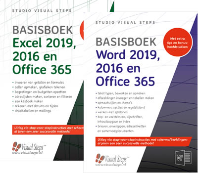 Office: o.a. Word, Excel en PowerPoint