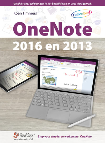 OneNote 2016 en 2013
